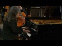 Schumann Piano Concerto, in A minor, OP. 54 Martha Argerich & Riccardo C...