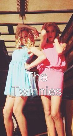 |The Twinnies| Gorgeous!! I love them