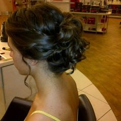 A prom up do I did