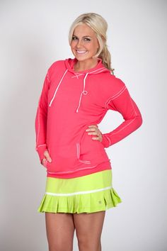 Albion Fit So Soft Hoodie, Pink
