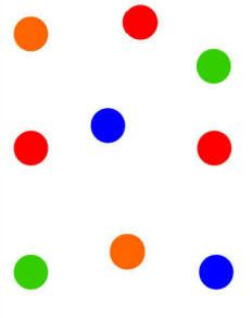 Toddler Games: Connect the big dots for prewriting skills