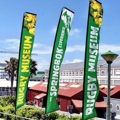 Feather Banners, Feather Flags, Telescopic Banners - Expand A Sign