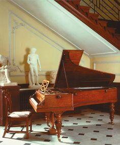 pictures of grand pianos in houses | Chopin, la música y su piano