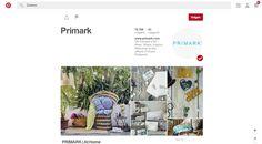 Primark heeft 70000 volgers. Primark maakt geen gebruik van reclame op televisie, radio,... Maar ze hebben wel een pinterest pagina. Op deze pagina plaatsen ze foto's van hun nieuwe colelcties. Per nieuwe collectie maken ze een nieuw bord.