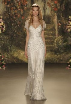 Jenny Packham vestidos de novia en Madrid - blanco de novia