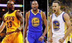 Ai sẽ chứng minh LeBron James, Steph Curry, hay Kevin Durant? - Trung tâm thể thao tuổi trẻ