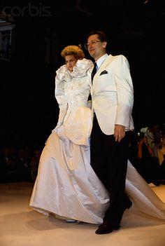 Jean-Louis Scherrer Autumn-Winter 1987-1988 Fashion Show