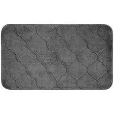 Faymore Micro Plush Memory Foam Bath Mat