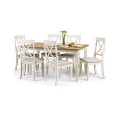 Waterloo Dining Table and 6 Chairs