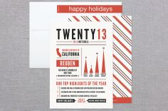 Year in a Nutshell Business Holiday Cards Commercial Christmas Decorations, Business Holiday Cards, Mixed Use Development, In A Nutshell, Happy Holidays, Holiday Decor, Happy Holi