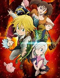 The Seven Deadly Sins anime | Watch The Seven Deadly Sins anime online in high quality