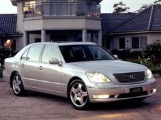 Lexus LS430 (2000-2006) Workshop Manual downlaod