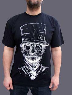 Koszulka DEMONOLOGIA D2 KAPELUSZNIK czarna | | Tytuł sklepu zmienisz w dziale MODERACJA \ SEO