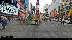Photographer Captures New York City in Interactive 360 Degree Panoramas