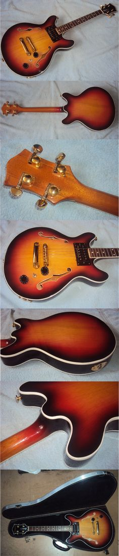 Guitarra Baiana Mozart - Semi-Acústica de 4 Cordas