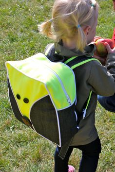Fox Trot and Buzzy Buddy Backpack