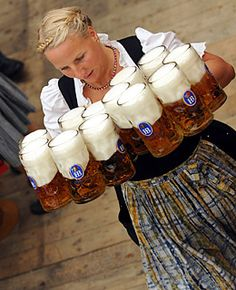 May 24 News: Autsch! Fracking Threatens The German Beer Industry. Cerveza Paulaner, Beer Maid, Beer Industry, American Beer, Beer Girl, Wheat Beer, German Beer, Beer Festival, Craft Beer