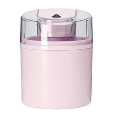 Candy Rose Collection Pink Ice Cream Maker | Dunelm