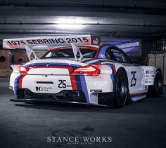 BMW Z4 GTLM CSL