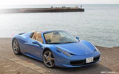#458 #Ferrari #Spyder