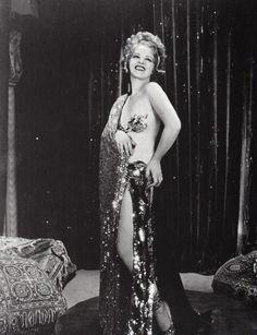 Clara Bow in Hoopla (1933).
