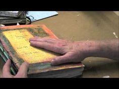 Video describing different Sketchbook & Journal Choices