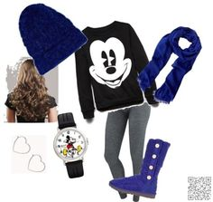 24. #Micky - 29 Chic Fall Outfits for Teens ... → #Fashion #Outfits