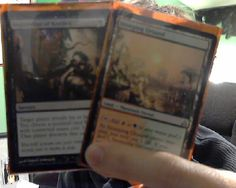 Stomping Ground traded on PucaTrade.com