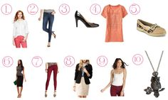 10 Basics every woman needs in her wardrobe