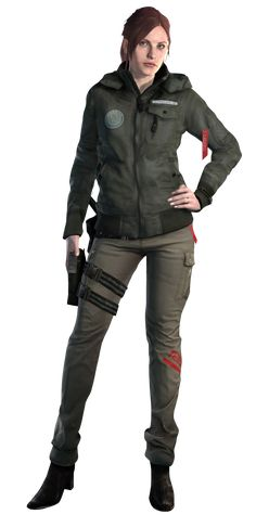 Claire Redfield RERevelations 2