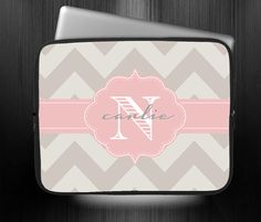 MacBook Air/Pro Sleeve, Ipad Sleeve, Laptop Computer Sleeve, E-Reader case, Personalized & Monogrammed on Etsy, $24.00