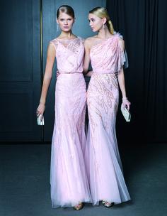 Vestidos para madrinhas de Rosa Clará para 2014. #casamento #vestido #madrinha