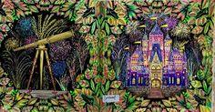 Bom dia ! Goody morning! ☕️foi um trabalho árduo!!!! Mas o telescópio é o castelo encantado finalizado ! É pra minhas netas Sophia e Maria Júlia !! #secretgarden #florestaencantada #enchantedforest #johannabasford #florestaencantadatop #florestaencantadatop #jardimsecreto #jardimsecretoinspire #arte_e_colorir #lostocean #colorindolivrostop #coloringbook #coloringtherapy #coloringforadults #coloringmasterpiece #artecomoterapia #desenhosparacolorir #desenhoscolorir #livrodecolorir #mundod...