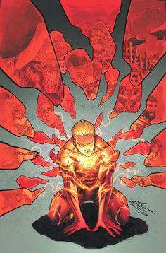 The Flash #15 // Francis Manapul