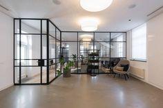 Inspiratie - GewoonGers Living Room Tv, Steel Doors, Door Design, Interior, House, Inspiration, Furniture, Home Decor, Rotterdam