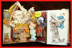 dragons and monsters pop up book - Google Search
