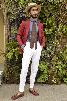MenStyle1- Men's Style Blog - Summer Street Style Inspiration. FOLLOW :...
