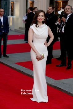 Hayley Atwell 2014 Laurence Olivier Awards
