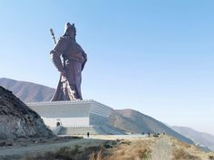 Colossal Monuments From Around The World That No One Talks About
