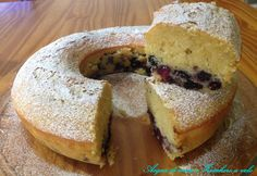 Plumcake alle More