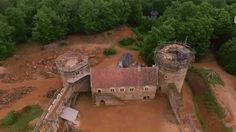 Meet the People Building a Medieval Castle Without Using Any New Technology (This was a great documentary)