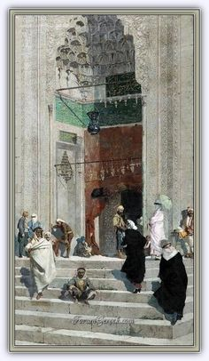 Osman Hamdi Bey - Türk Arkeolog, Müzeci ve Ressam (1842 - 1910) - Sayfa 4 - Forum Gerçek