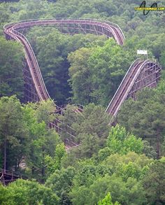 Grizzly- Kings Dominion, Richmond, VA- Conquered Sept. 2012 (older woodie & ROUGH)
