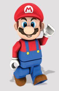 Zyler has this one.  K'NEX Mario Kart Wii Building Sets