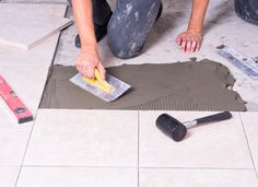 Porcelain Problems - Porcelain is a delicate and beautiful material for the home, but improper installation, cracking, and weight problems may have you scrambling to find porcelain tile repair in Grandville, MI. To prevent potential disasters, and to know when to call the professionals, learn these three pitfalls of porcelain tiling.