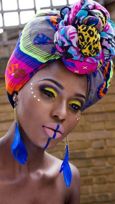 beautiful woman - faces of the people