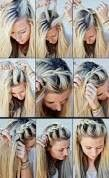Waterfall braid!! So cutee<3<3