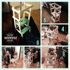 Montessori learning tower diy