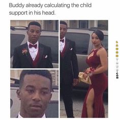 Already calculating the child support