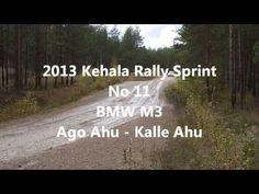 BMW M3 JUMP & DRIFT - Ago Ahu - Kalle Ahu - 2013 Kehala Rally Sprint